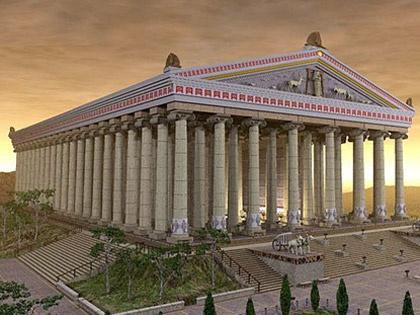 7.Artemis Tapınağı