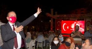 """DP """"1992 ruhuyla yeniden demokrasi"""" gecesi düzenledi"""