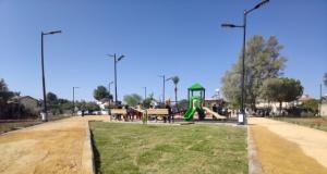 LTB Bir Parkı Daha Başkente Kazandırdı
