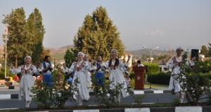 Lefke'de 45.yıl töreni
