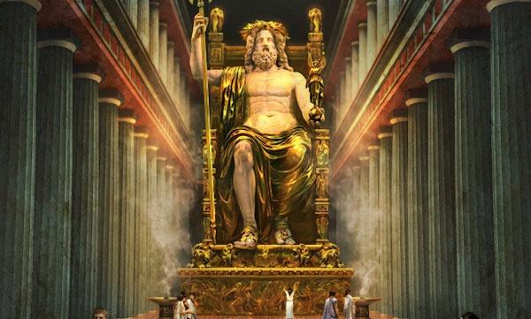 3.Zeus Heykeli