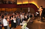 """ÖZYİĞİT, ADANA FİLM FESTİVALİ'NDE """"SABAHATTİN ALİ 111 YAŞINDA"""" BELGESEL FİLM GÖSTERİMİNE KATILDI"""