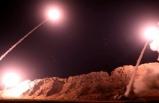 İRAN'IN SURİYE'DEKİ DEYRİZOR BÖLGESİNDE FÜZE SALDIRISI