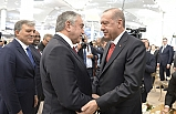 İstanbul Havalimanı'nın  açılışında