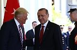 """Trump: """"Erdoğan, Suriye'de IŞİD'den kalanı yok edeceğini söyledi"""""""