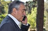 Akıncı, Aydın Denktaş'ın vefatından dolayı Serdar Denktaş'ı telefonla arayarak başsağlığı diledi