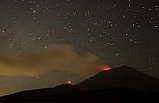 Meksika'daki Popocatepetl Yanardağı faaliyete geçti