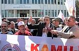 """Serdaroğlu: """"Hükümete sarı kart gösterdik...Bizi kırmızı kart göstermeye zorlamayın"""""""