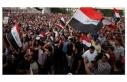 IRAK'IN GÜNEYİNDEKİ GÖSTERİLERDE HUMEYNİ...
