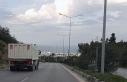 Ciglos'ta yolun yeniden güvenli hale gelmesi için...