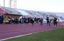 Türkiye U14 ve U16 Atletizm Yarışları kafilesi...