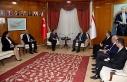 Tatar, Yüksek Adliye Kurulu Üyeleri'ni kabul etti