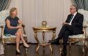 İsveç Büyükelçisi'nden veda ziyareti