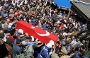 Türkiye, şehitlerini uğurladı...