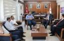 Bakan Amcaoğlu, KITSAB heyetini kabul etti