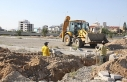 İskele'de sahil otopark düzenleme projesi devam...