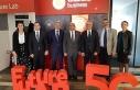 Atakan, Vodafone Future Lab'i ziyaret etti