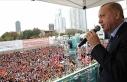 """Erdoğan: """"Ben cumhurbaşkanlığımı ortaya..."""