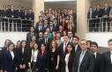 Özersay, Türkiye'nin yeni diplomatları ile...
