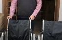 Tekerlekli sandalye desteği