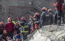 Arama kurtarma çalışmalarıyla 40 kişi enkazdan...