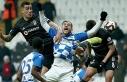 Beşiktaş'a kupa şoku