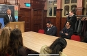 Özersay, Cambridge Üniversitesi'nde konferans...