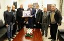 Tatar, Silugulular Dayanışma Derneği heyetini kabul...