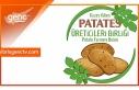 Patates Üreticileri Birliği'nden Bakanlığa...