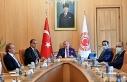 """Şentop:""""Kıbrıs meselesinin adil ve sürdürülebilir..."""