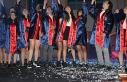 TED Kolejinde lise mezuniyet töreni yapıldı