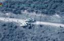 Azerbaycan ordusu bazı yüksekliklerde kontrolü...