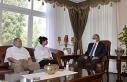 Cumhurbaşkanı Akıncı, aşçılık olimpiyatlarında...