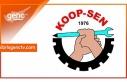 Koop Sen, Koop Süt'te uyarı grevi yapıyor