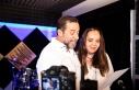 Serdar Denktaş seçim şarkısını kendi söyledi