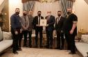 Tatar, Fenerbahçeliler Derneği'ni kabul etti