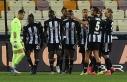 Beşiktaş zorlu deplasmandan üç puanla döndü