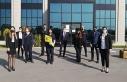 Fenerbahçeliler Derneği'nden Pandemi Hastanesine...