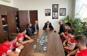 """Arıklı: """"Kıbrıslı Türk sporcular, ambargoları..."""