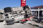 İskele'deki feci kazada iki kişi hayatını kaybetti