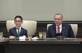 """Minik Cumhurbaşkanı, """"Kabine Değişecek mi?"""" sorusuna Erdoğan ile aynı yanıtı verdi"""