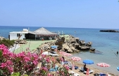 """Anılarımızın plajı """"Mare Monte"""" sezonu açtı"""