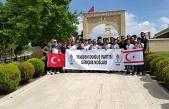 YDP Gençlik Kolları'ndan Çanakkale gezisi