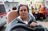 Usta oyuncu Fatma Girik Ankara'da hastaneye yatırıldı