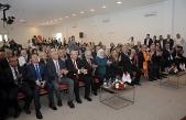 Cumhuriyet'in yıldönümünde 15 Kasım Üniversitesi'nin Akademik Yıl Açılış Töreni yapıldı