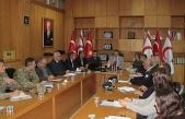 Afet ve acil durum yönetimi komitesi toplandı