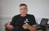 """KKTC'de bir robot üreticisi…""""Kıbrıs Türkü'nün bunları da yapabileceğini göstermek istedim"""""""