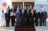 Meclis Başkanı Uluçay, yabancı Parlamenterleri kabul etti