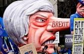 Brexit referandumu için onbinler Londra sokaklarındaydı