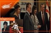 Kıbrıs Genç TV'ye 2 ödül... Yılın Haber Müdürü Fatma Kişmir, Başarılı TV Pogram sunucu ödülü de Muazzez Gazihan'ın